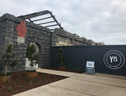 Yarraville Place Restorations Underway